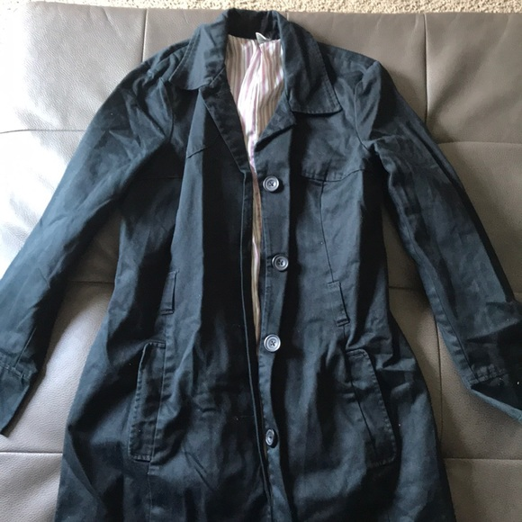 Old Navy Jackets & Blazers - Black pea jacket